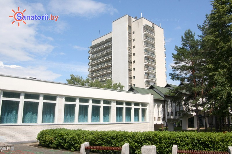 Санатории Белоруссии Беларуси - санаторий Берестье (Брестагроздравница) - бассейн