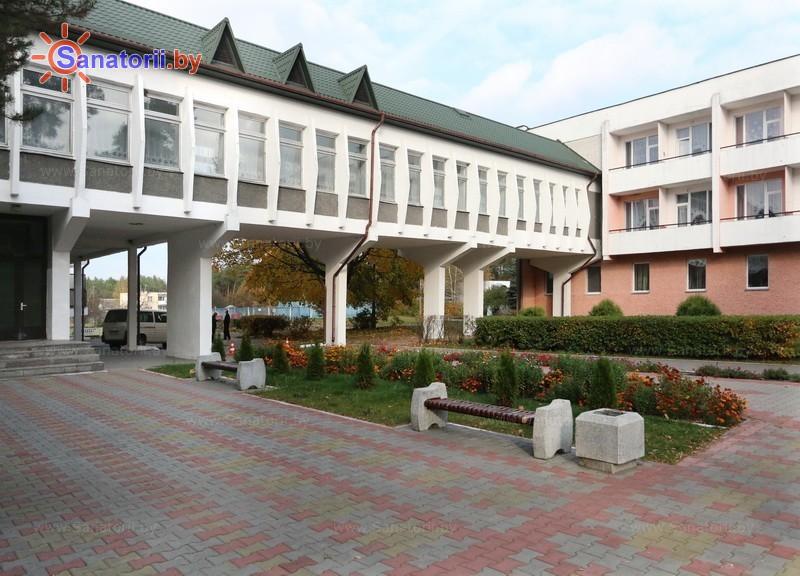 Санатории Белоруссии Беларуси - санаторий Берестье (Брестагроздравница) - корпус №1