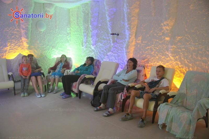 Санатории Белоруссии Беларуси - санаторий Берестье (Брестагроздравница) - Галотерапия