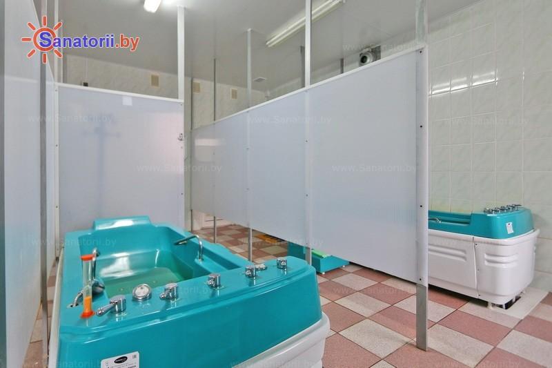 Санатории Белоруссии Беларуси - санаторий Берестье (Брестагроздравница) - Ванны общие