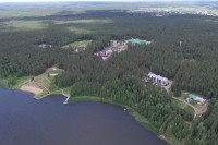 санаторий Боровое - Водоём