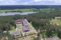 санатория Боровое - Территория и природа