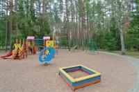 санаторий Боровое - Детская площадка
