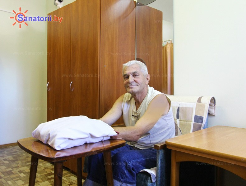 Санатории Белоруссии Беларуси - санаторий Боровое - Озокерито-парафинолечение