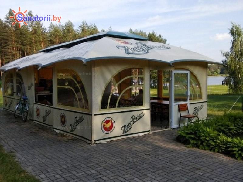 Санатории Белоруссии Беларуси - санаторий Боровое - Кафе