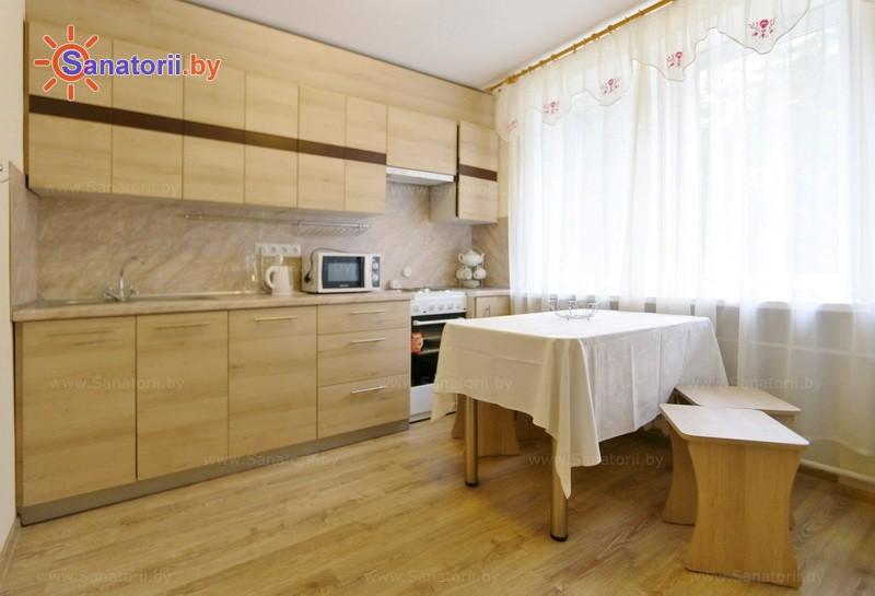 Санатории Белоруссии Беларуси - санаторий Боровое - двухместный четырехкомнатный улучшенный (корпус №3)
