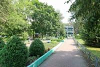 санатория Буг - Территория и природа