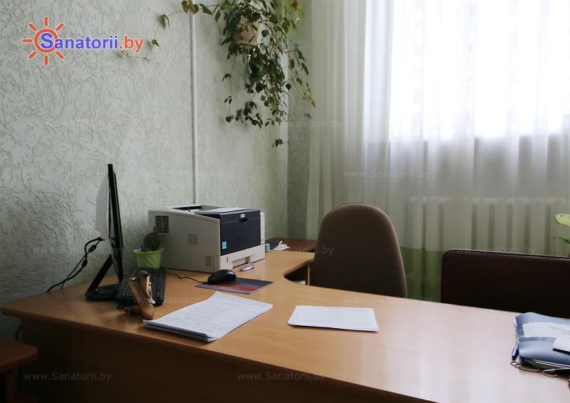 Санатории Белоруссии Беларуси - санаторий Буг - Автоматизированное назначение медицинских процедур