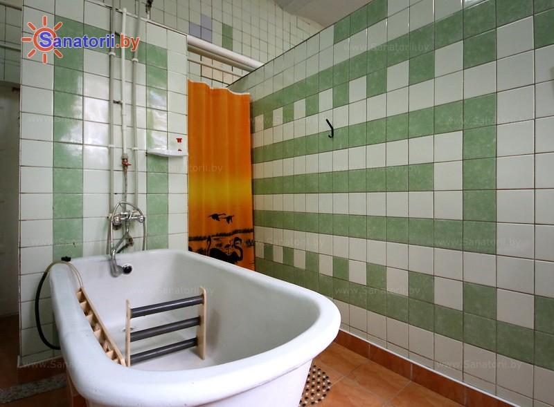 Санатории Белоруссии Беларуси - санаторий Буг - Ванны скипидарные