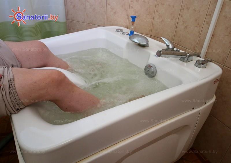 Санатории Белоруссии Беларуси - санаторий Буг - Ванны вихревые