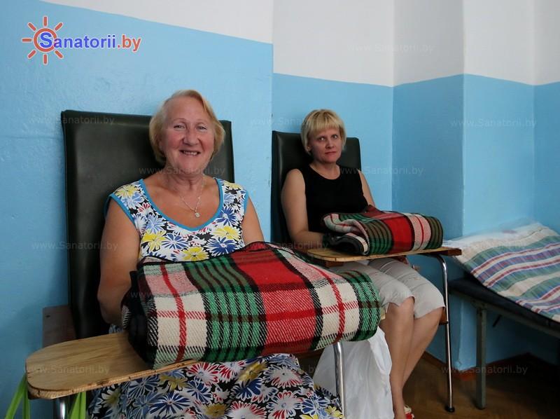 Санатории Белоруссии Беларуси - санаторий Буг - Грязелечение (пелоидотерапия)