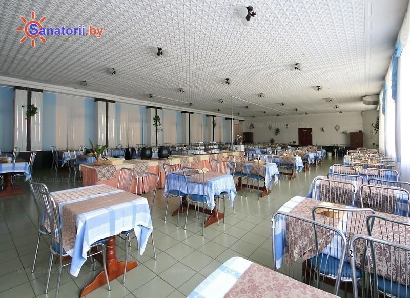 Санатории Белоруссии Беларуси - санаторий Буг - Столовая