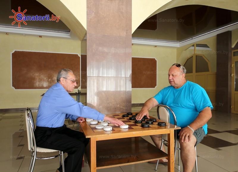 Санатории Белоруссии Беларуси - санаторий Буг - Пункт проката