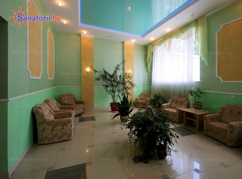 Санатории Белоруссии Беларуси - санаторий Буг - Комната отдыха