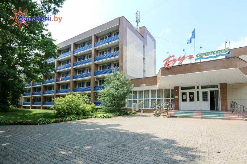 Санатории Белоруссии Беларуси - санаторий Буг - корпус №1
