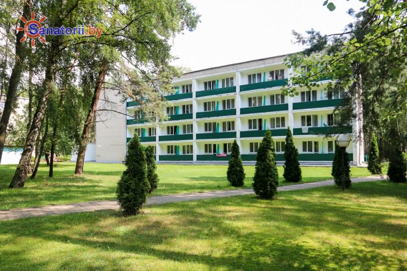 Санатории Белоруссии Беларуси - санаторий Буг - корпус №4