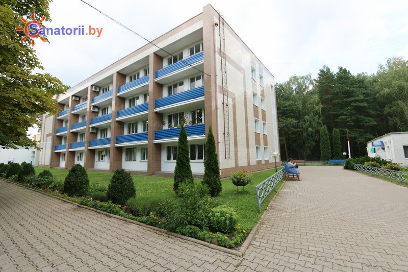 Санатории Белоруссии Беларуси - санаторий Буг - лечебный корпус