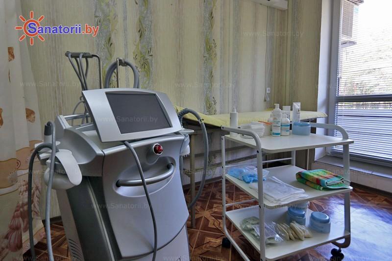 Санатории Белоруссии Беларуси - санаторий Буг - Косметический салон