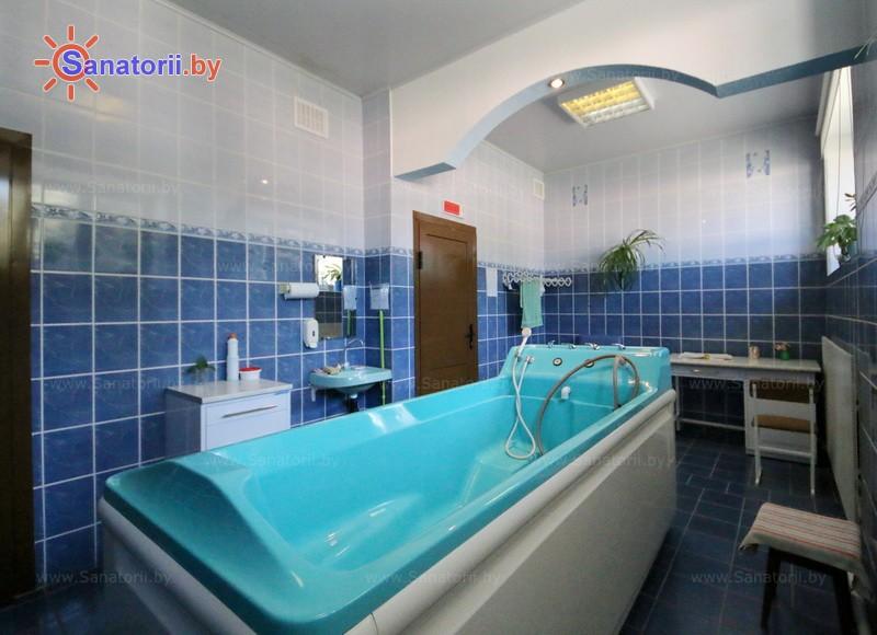 Санатории Белоруссии Беларуси - оздоровительный центр Энергетик - Душ-массаж подводный