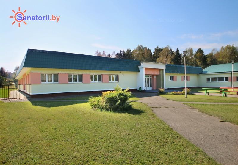 Санатории Белоруссии Беларуси - оздоровительный центр Энергетик - бассейн