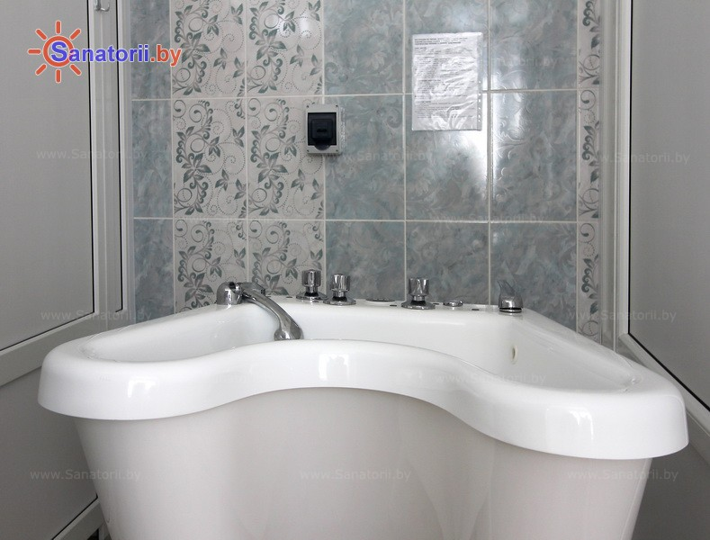 Санатории Белоруссии Беларуси - оздоровительный центр Энергетик - Ванны вихревые
