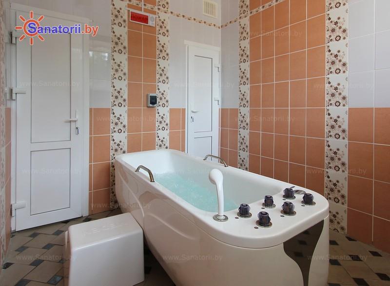 Санатории Белоруссии Беларуси - оздоровительный центр Энергетик - Ванны общие