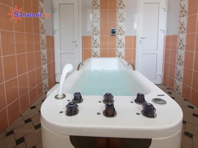 Санатории Белоруссии Беларуси - оздоровительный центр Энергетик - Ванны скипидарные