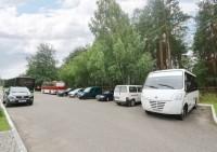 ДРОЦ Лесная поляна - Парковка