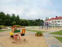 ДРОЦ Лесная поляна - Детская площадка
