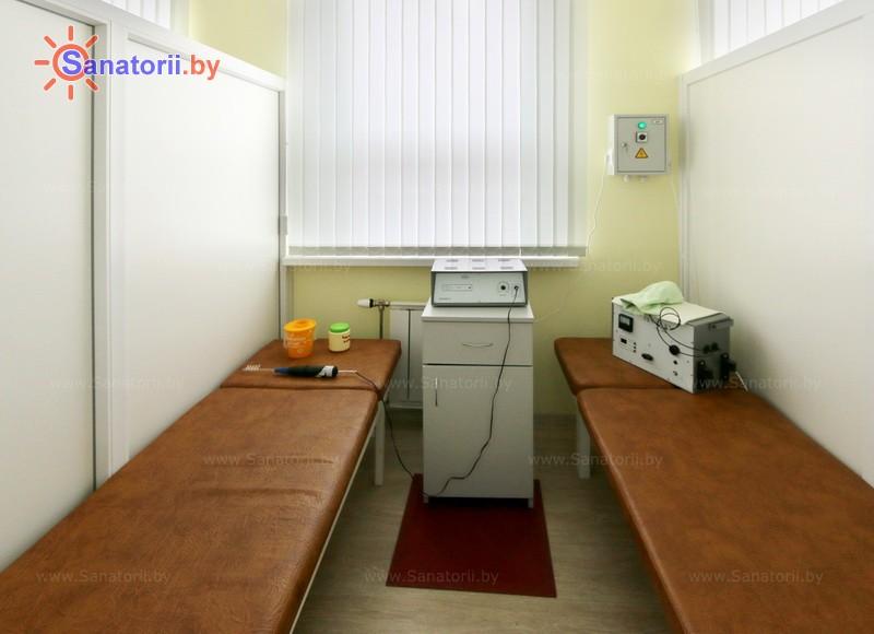 Санатории Белоруссии Беларуси - ДРОЦ Лесная поляна - Увч-терапия
