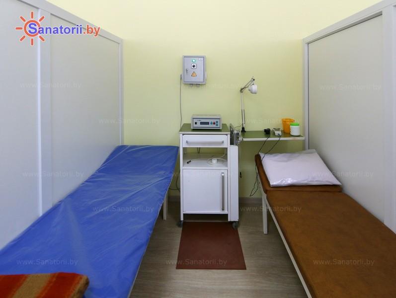 Санатории Белоруссии Беларуси - ДРОЦ Лесная поляна - Магнитотерапия