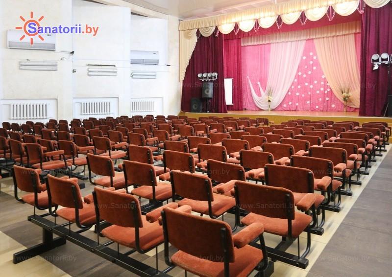 Санатории Белоруссии Беларуси - ДРОЦ Лесная поляна - Кинозал