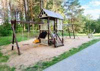 health resort Alfa Radon - Playground for children