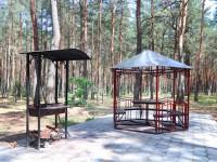 санаторий Альфа-Радон - Площадка для шашлыков