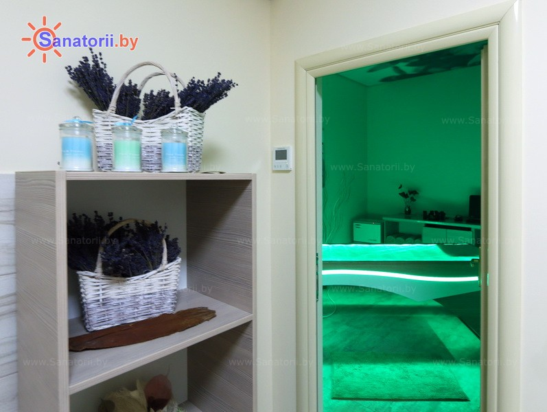 Санатории Белоруссии Беларуси - санаторий Альфа-Радон - Светолечение